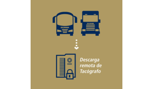 Scania lanza un servicio de descarga remota de datos del tacógrafo