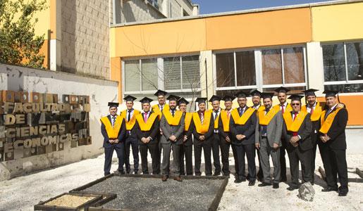 Segunda promoción del Programa Ejecutivo de Gestión de MAN