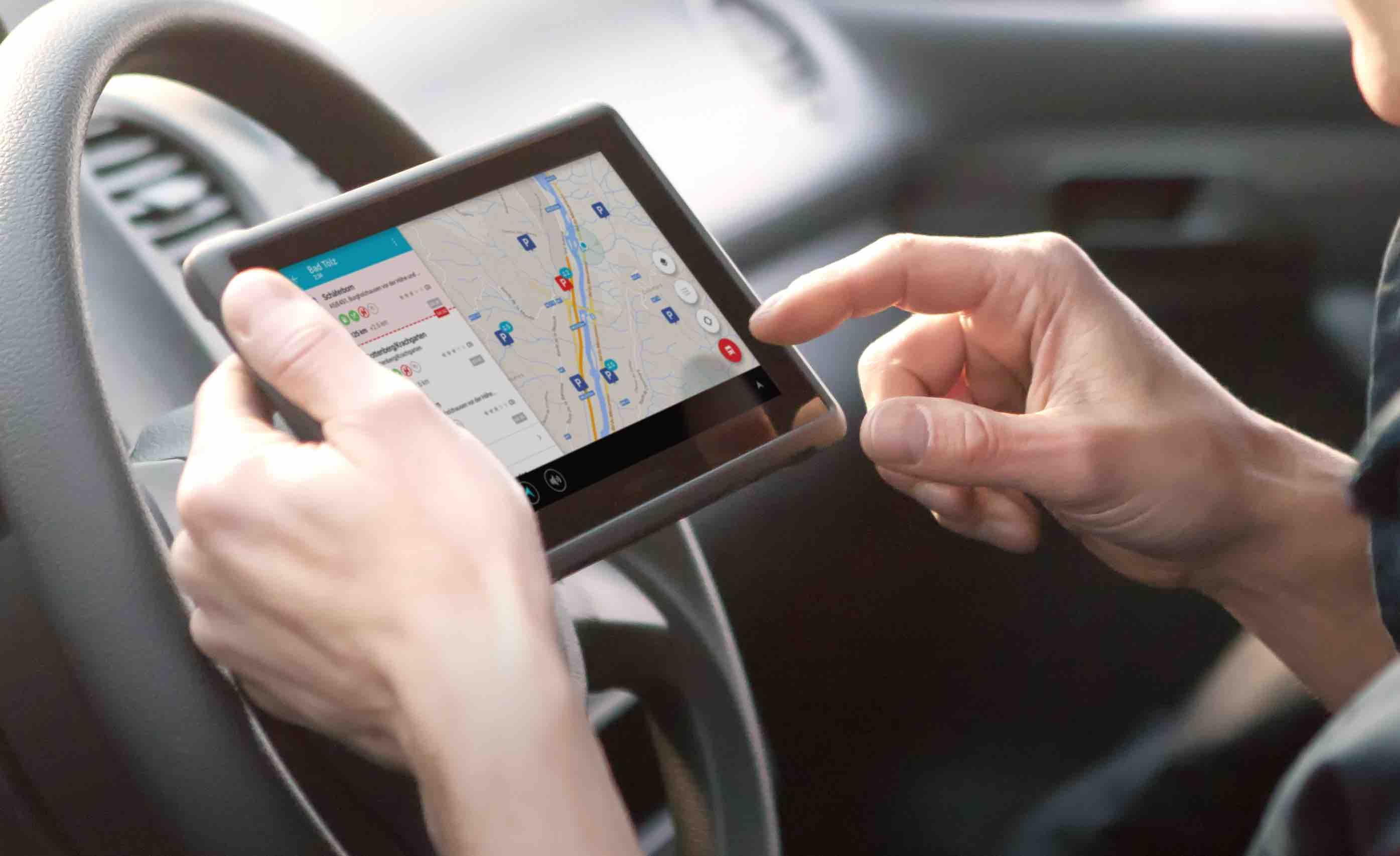 TomTom ha alcanzado un acuerdo con TruckParkingEurope para incluir esta aplicación de localización de áreas de aparcamiento seguras en sus dispositivos de alta gama.