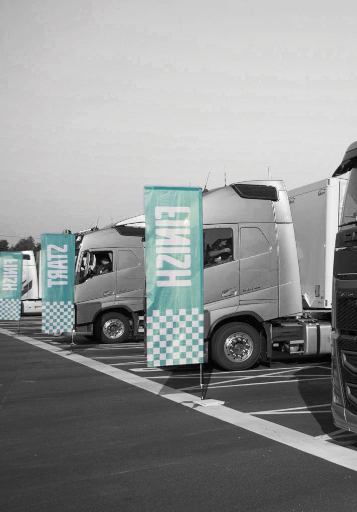 Volvo inicia la tercera edición de la Driver's Fuel Challenge; la competición que busca al conductor más eficiente del mundo.