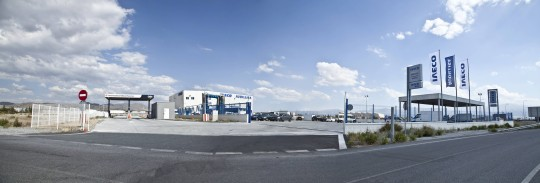 Iveco acaba de inaugurar nuevo concesionario en Granada.