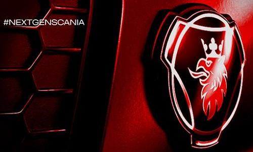 Nueva generación de camiones Scania retransmitida en directo