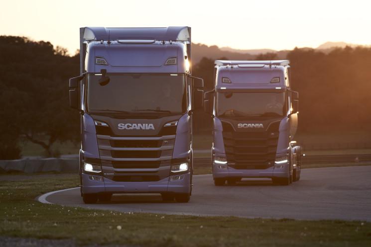 Scania ha presentado su nueva generación de camiones