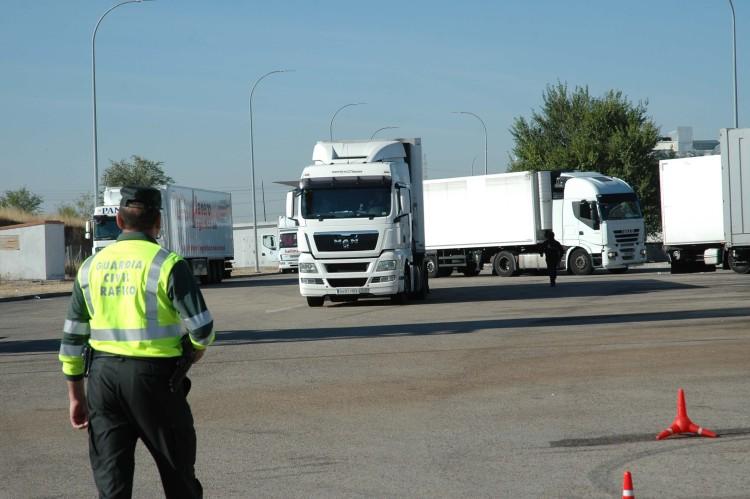 El mayor problemas para las empresas de transporte en los controles en carretera son las horas de conducción y el tacógrafo.