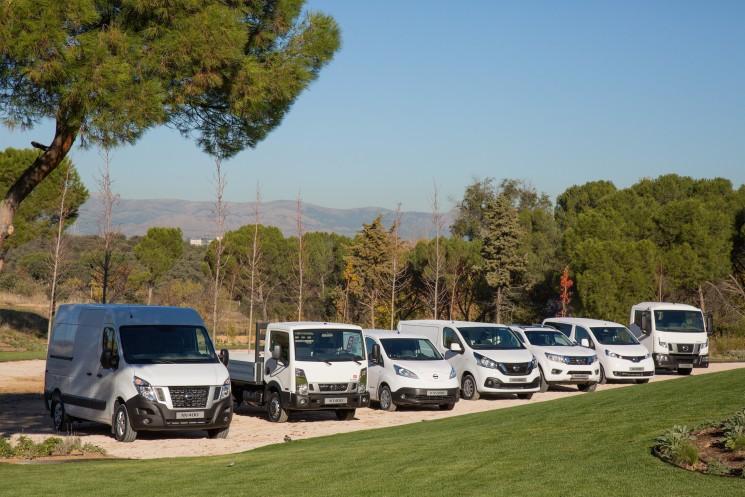Nissan cuenta con una amplia gama de vehículos comerciales que contribuyen sin duda al éxito de ventas de la marca asiática en nuestro país.