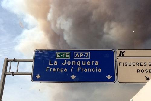 Restricciones a la circulación en Francia para camiones de más de 7, 5 Tn en 2017.
