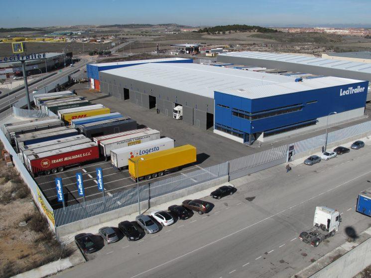 Lecitrailer hara la postventa de los equipos Stas en sus bases en España.