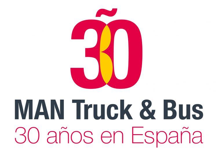 MAN Truc&Bus Iberia celebra su 30 cumpleaños de presencia en España con filial propia.