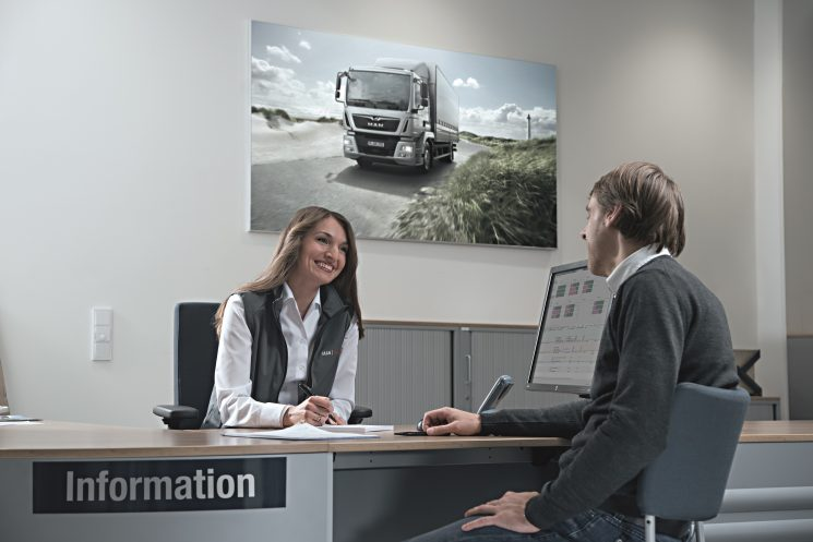 MAN Truck&Bus Iberia certifica a los profesionales de la postventa como Asesores de Servicio