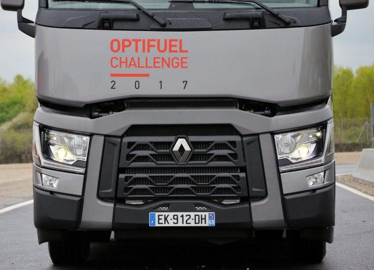 Renault Trucks ha puesto en marcha el desafío Optifuel Challenge 2017 en busca del conductor más eficiente.