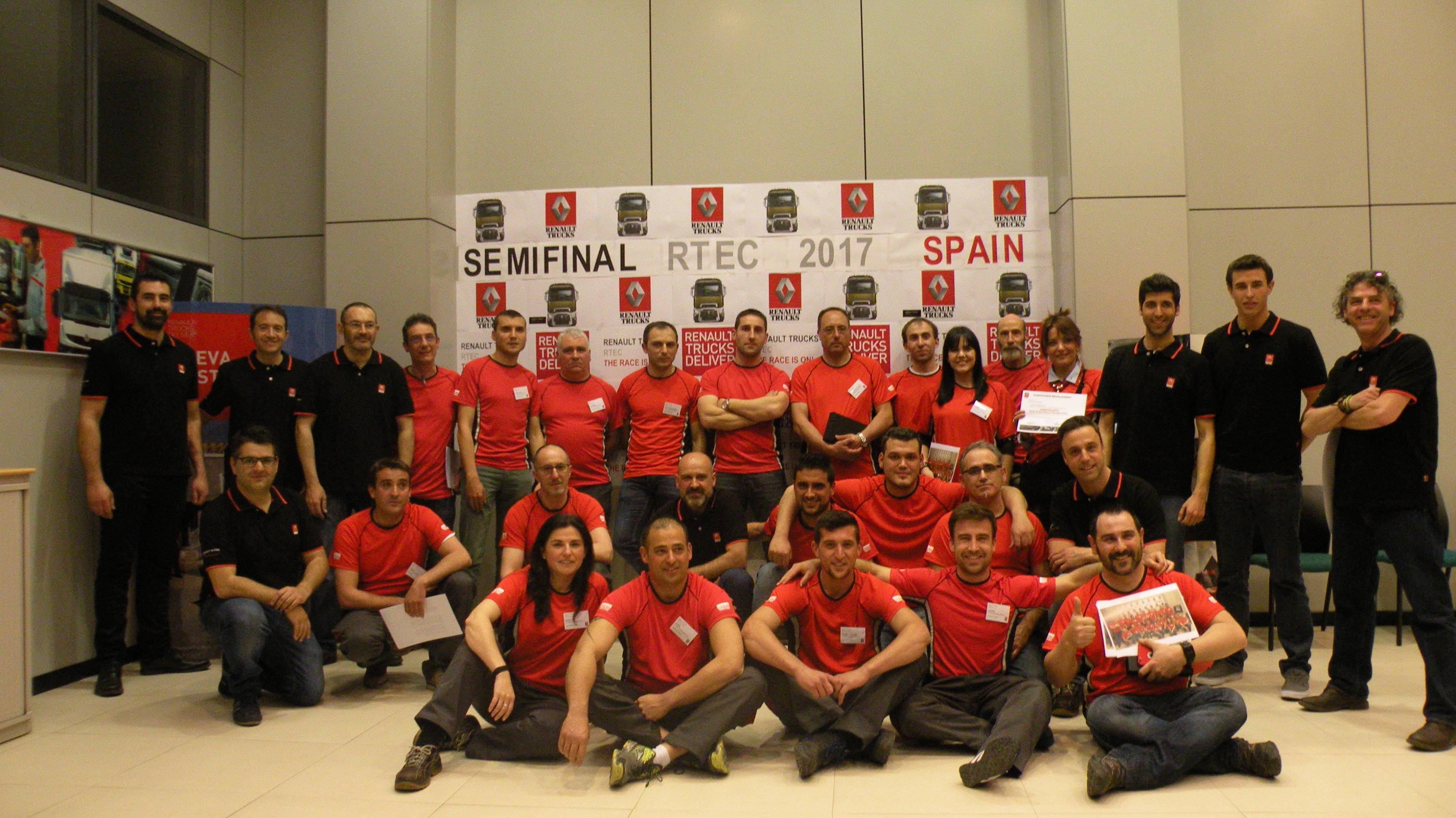 Dos equipos españoles finalistas del Road to Excellence 2017.