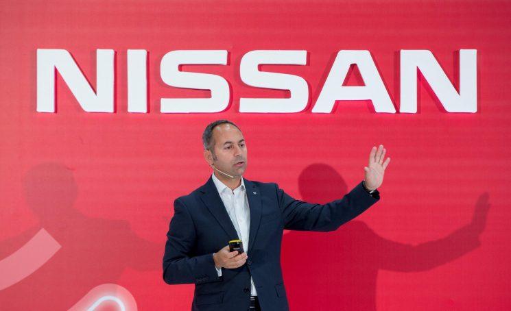 Marco Toro, director general de Nissan Iberia, satisfecho con los resultados de Nissan en 2016.