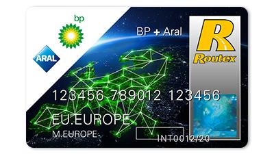 Nueva tarjeta para el transporte profesional BP+Aral