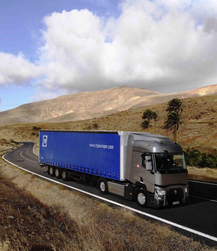 Renault Trucks lanza una campaña de financiación de la Gama T al 0% TAE