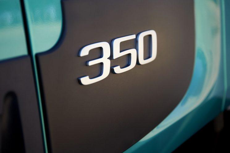 Nuevo Volvo FE de 350 Cv y hasta 44 Tn. de MMA