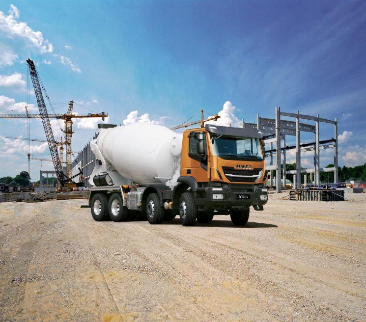 Iveco presenta su nuevo vehículo ligero off road, el Stralis X-Way