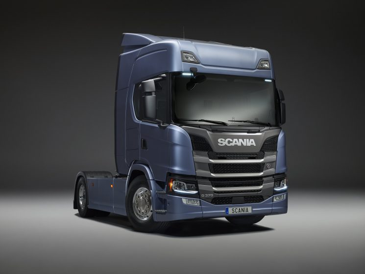 Nueva cabina Scania G 370 Highline 4x2