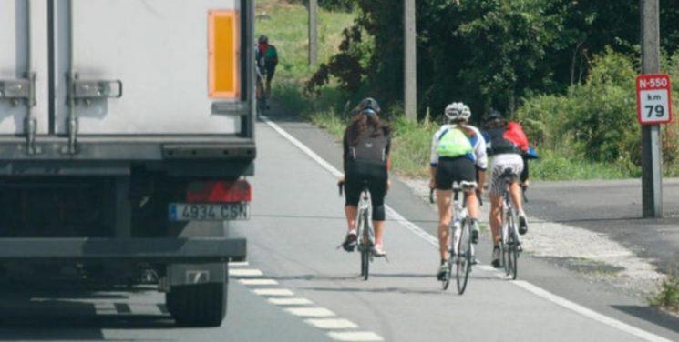 La DGT ha publicado un mapa con las rutas ciclistas protegidas
