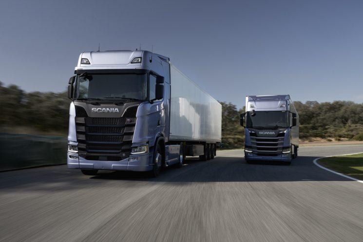 Scania sancionada con 880 millones por el cártel de camiones