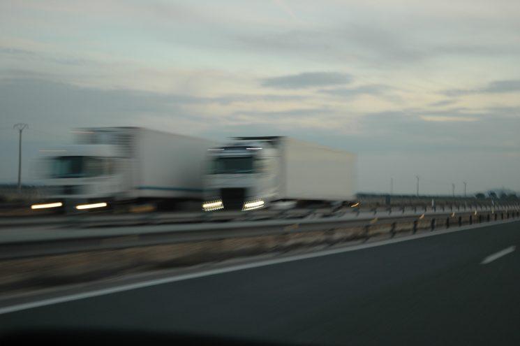 El volumen de cargas se iguala poco a poco con el de 2019, según los datos de Wtransnet