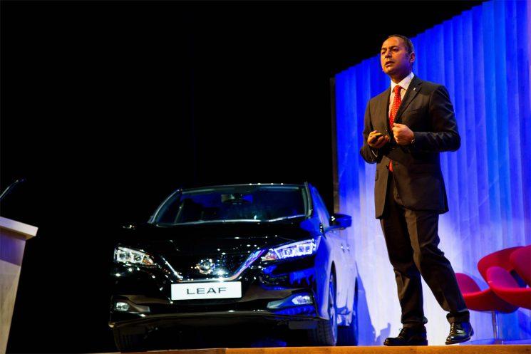 Nissan sí cree en la movilidad eléctrica