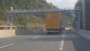 """Guipúzcoa ha emprendido una """"guerra sucia legal"""" contra la anulación de los peajes a camiones en la N1 y A15."""