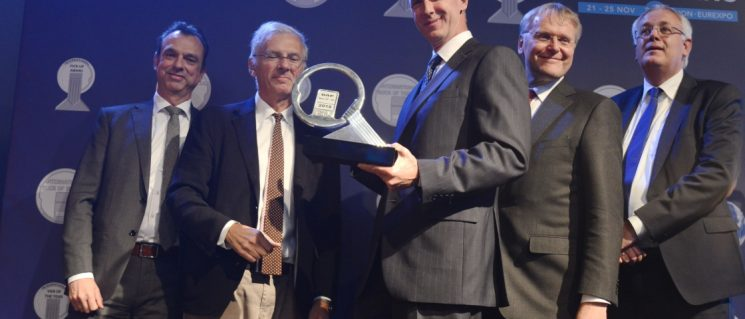 DAF CF y XF reciben el premio Truck Of the Year que concede el jurado internacional compuesto por revistas de 23 países.