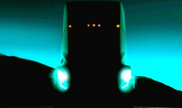 Tesla presentó anoche en California un camión 100% eléctrico