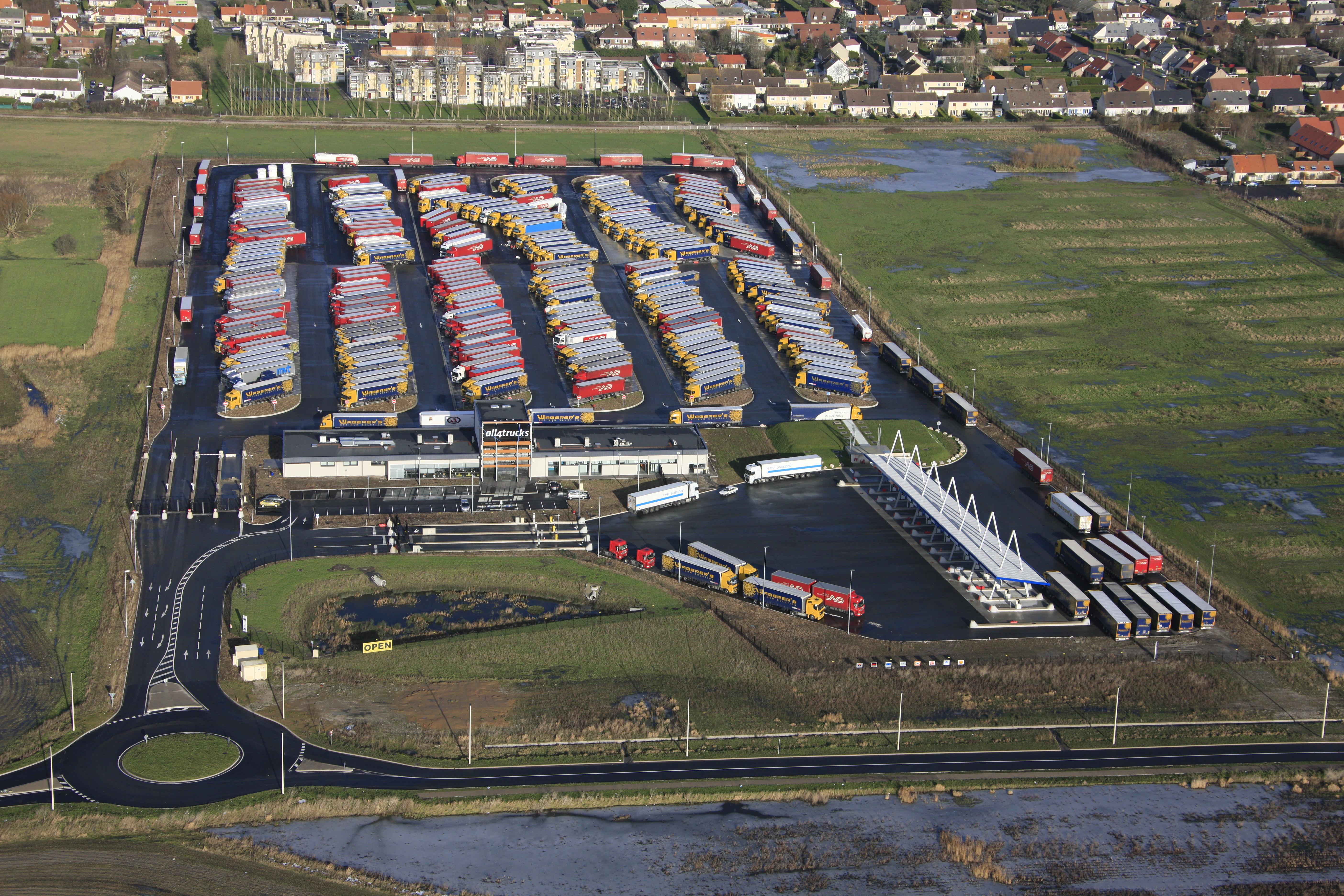 Andamur suma una estación más con la inauguración de la Estación de Mark en Calais (Francia).