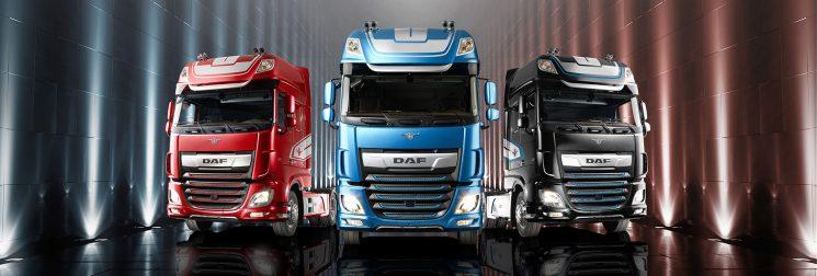 Edición limitada de 250 unidades del nuevo XF de DAF por el 90 aniversario del fabricante holandés.