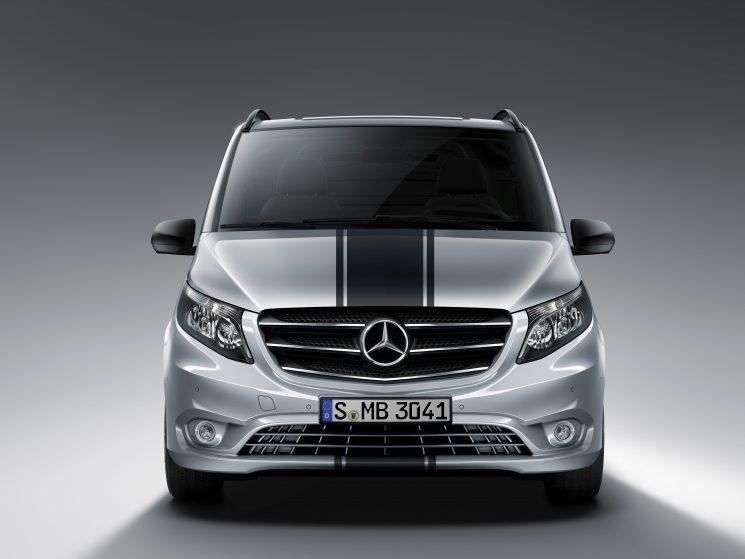 Mercedes-Benz lanza la versión deportiva de la Vito, la Vito Sport Line.