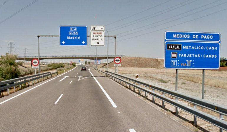 Fomento ha asumido la gestión de la R4 y lo hará con las demás autopistas de peaje en situación de quiebra.