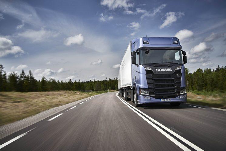 Scania firma un acuerdo con Northvolt para el desarrollo de baterías para el transporte pesado.