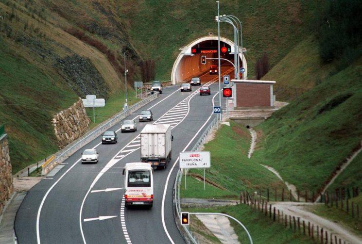 El Gobierno de Navarra mantiene la voluntariedad en el desvío de camiones de la N121-A a la N121-0