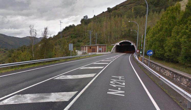 Navarra propone de nuevo restricciones a los camiones en la N121 durante los ocho meses de obras en los túneles de Belate y Almandoz.