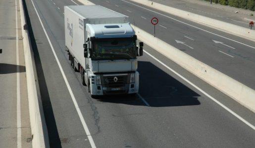Restricciones para camiones en La Rioja, en la LR 201, en julio y agosto