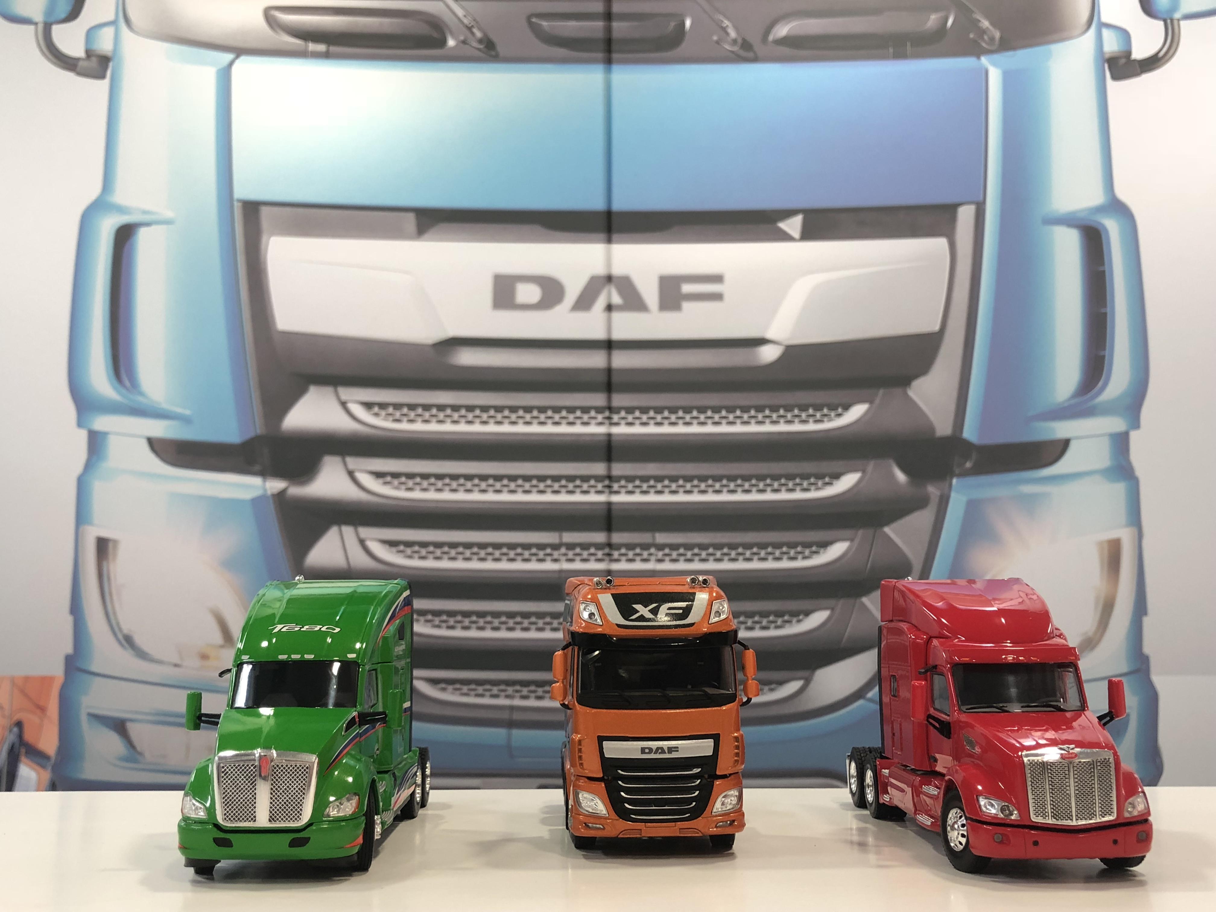 DAF pone en marcha un concurso en su página de Facebook