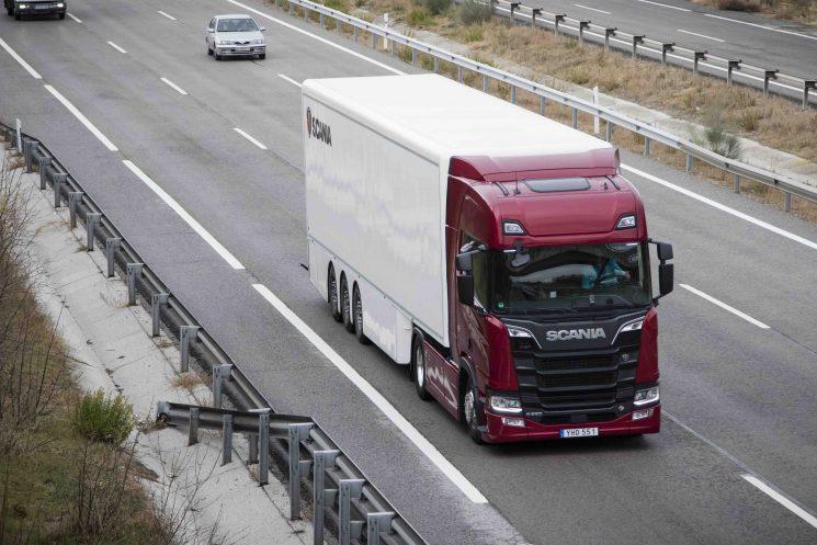 Scania lanza una campaña para vehículos seminuevos con cobertura Approved. Hasta el 30 de septiembre