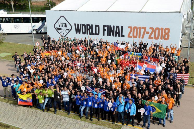 La final del campeonato VISTA que organiza cada dos años Volvo Trucks para los técnicos de taller de todo el mundo se ha celebrado en Brasil.