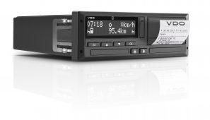 Continental presenta el tacógrafo de nueva generación, el DTCO 4.0