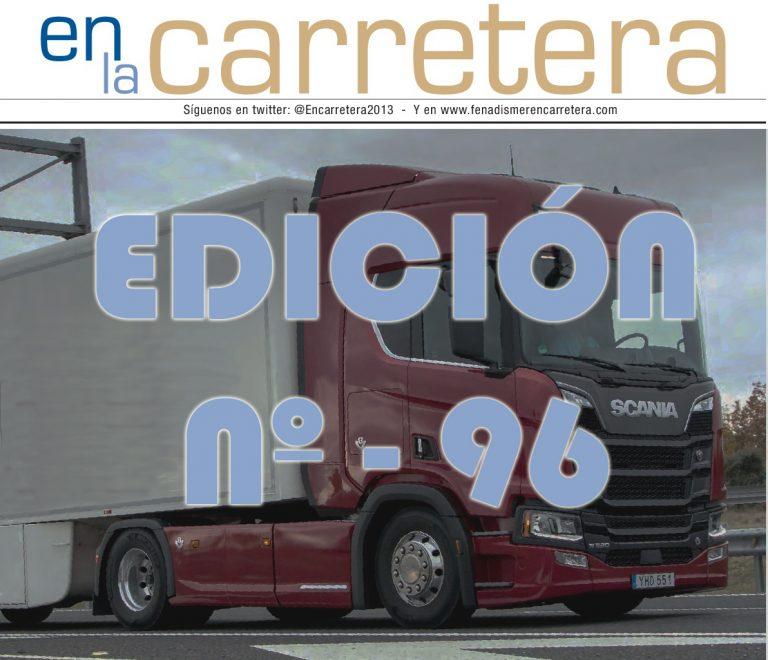 Disponible en la web la Edición 96 de la revista