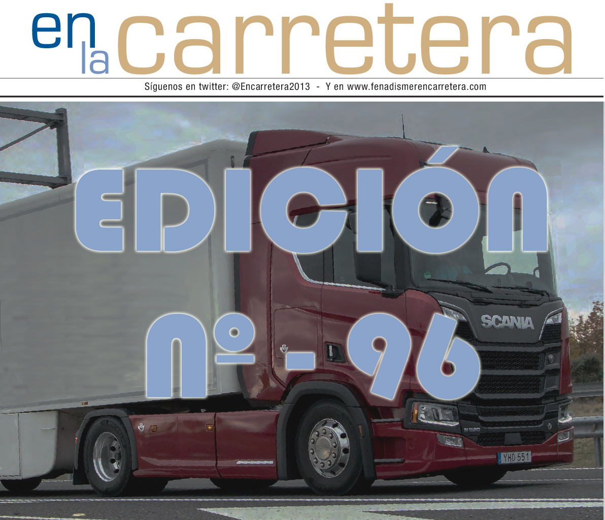 revista digital Fenadismer Encarretera