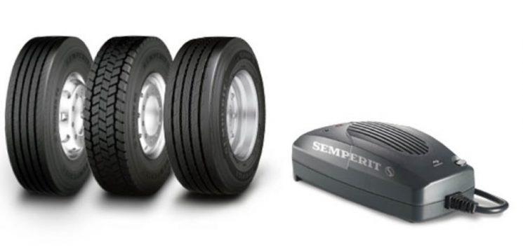 Semperit lanza una promoción de neumáticos para autónomos