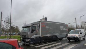 El Urban Lab 2 de Renault Trucks rebaja el consumo en un 12,8% gracias a mejoras tecnológicas.