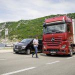 Mercedes-Benz Actros, Modelljahr 2018Mercedes-Benz Actros, model year 2018