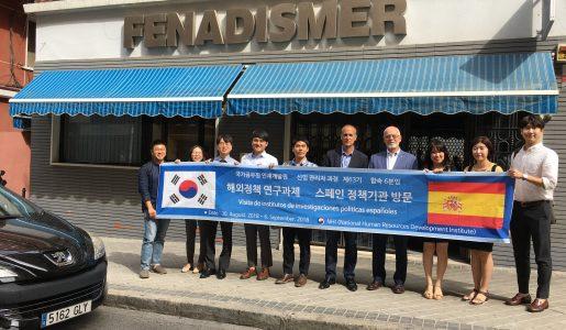 Corea del Sur se interesa por el cooperativismo en el transporte