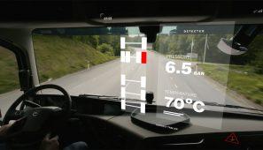 Volvo Trucks trabaja en aumentar el tiempo de disponibilidad de los camiones.