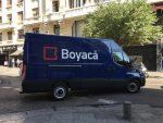 Los repartidores de prensa alcanzan un acuerdo con Boyacá