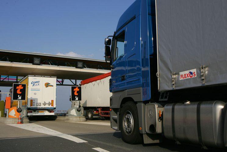 ERC propone aumentar las bonificaciones para los camiones en las AP7 y AP2