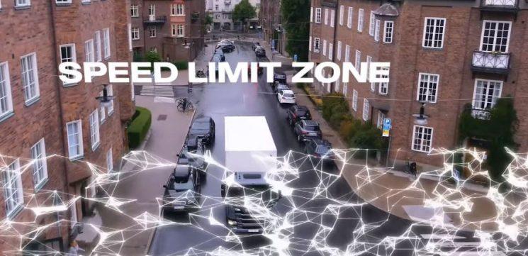 Nuevo servicio de Fleet Management de Scania para delimitar zonas de bajas emisiones.